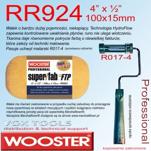 SuperFAB FTP RR924-4 100x15mm (4x1/2)